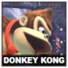 Donkey Kong Icon SSBWU