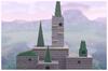 Hyrule Castle (64) Icon SSBWU