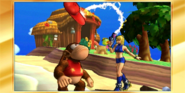 Diddy Kong victory 1