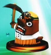 Mr. Resetti trophy (SSBM)