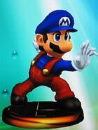 Mario smash 2 trophy (SSBM)