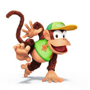 Diddy Kong Pallette 05