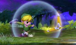 Floating boomerang