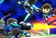 Mii Gunner Battle