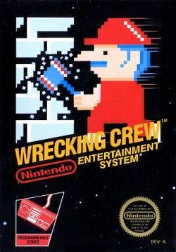 Wrecking Crew cover