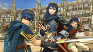 SSB4-Wii U Congratulations Lucina All-Star