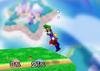 Luigi Down aerial SSB