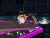 Ganondorf Edge attack (fast) SSBM