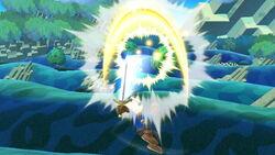 Skyward Slash Dash SSBWU