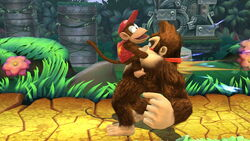 Monkey Flip Grab SSBWU