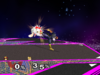 Captain Falcon Back throw SSBM