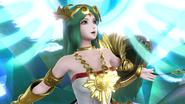 SSB4-Wii U Congratulations Palutena Classic