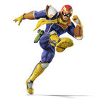 Captain Falcon Palette 01