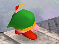 Kirby link ssb