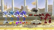 Four Sonics