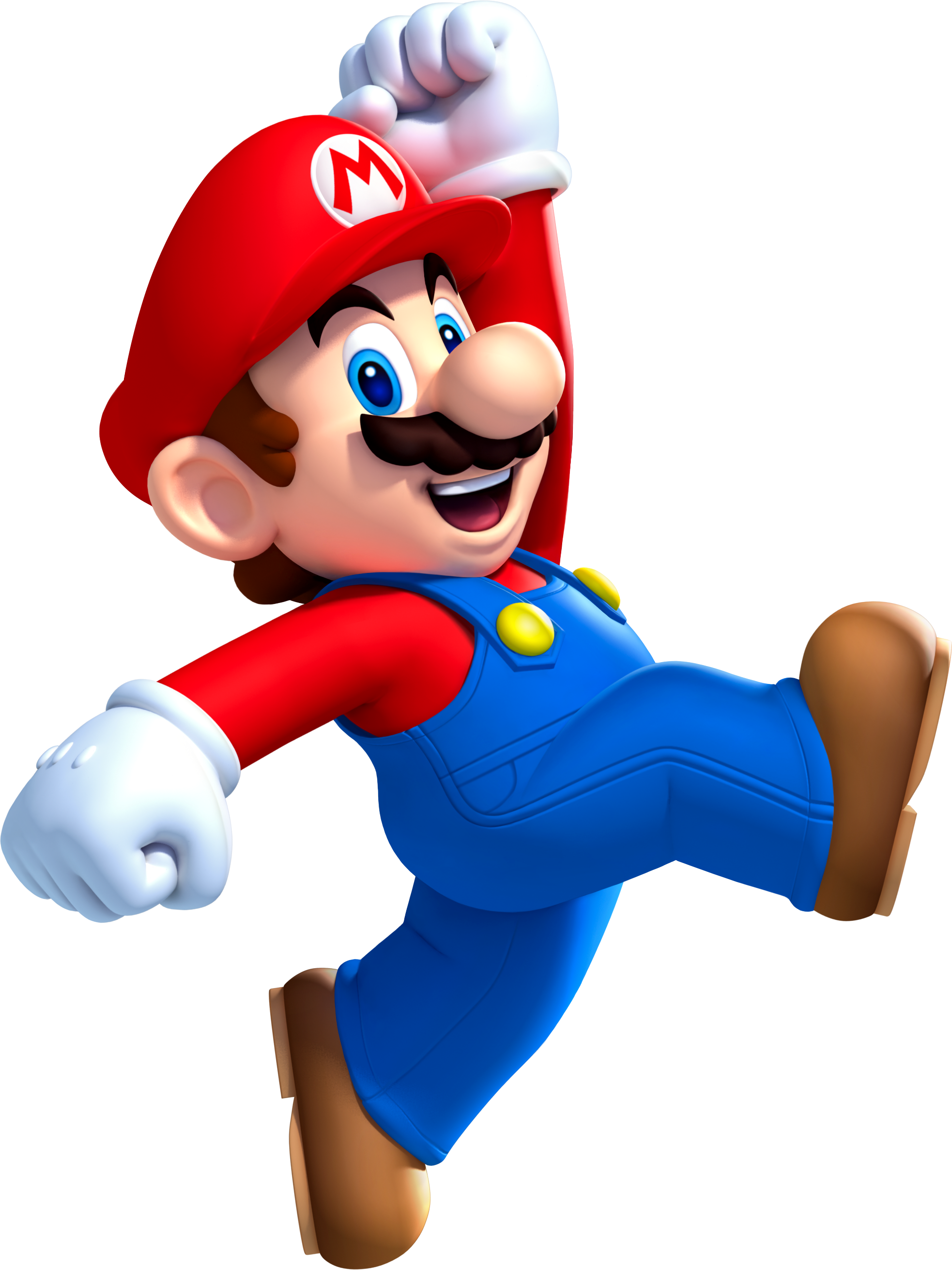 This is an image of Nifty Mario Bros Picture