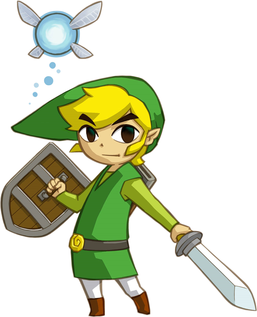 the legend of zelda how tall or short is link when compared to the