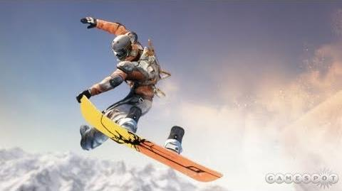 Making SSX - Part 2 - Gameplay Physics and Tricks