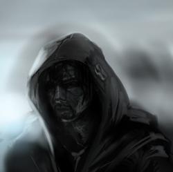 фото черный сталкер