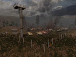 SCS Vehicle graveyard location shot