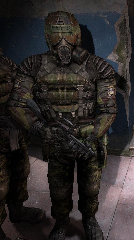 stalker clear sky armor guide