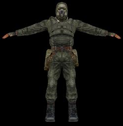 SHOC Stalker Suit