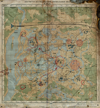 SCS Swamp Tactical Map