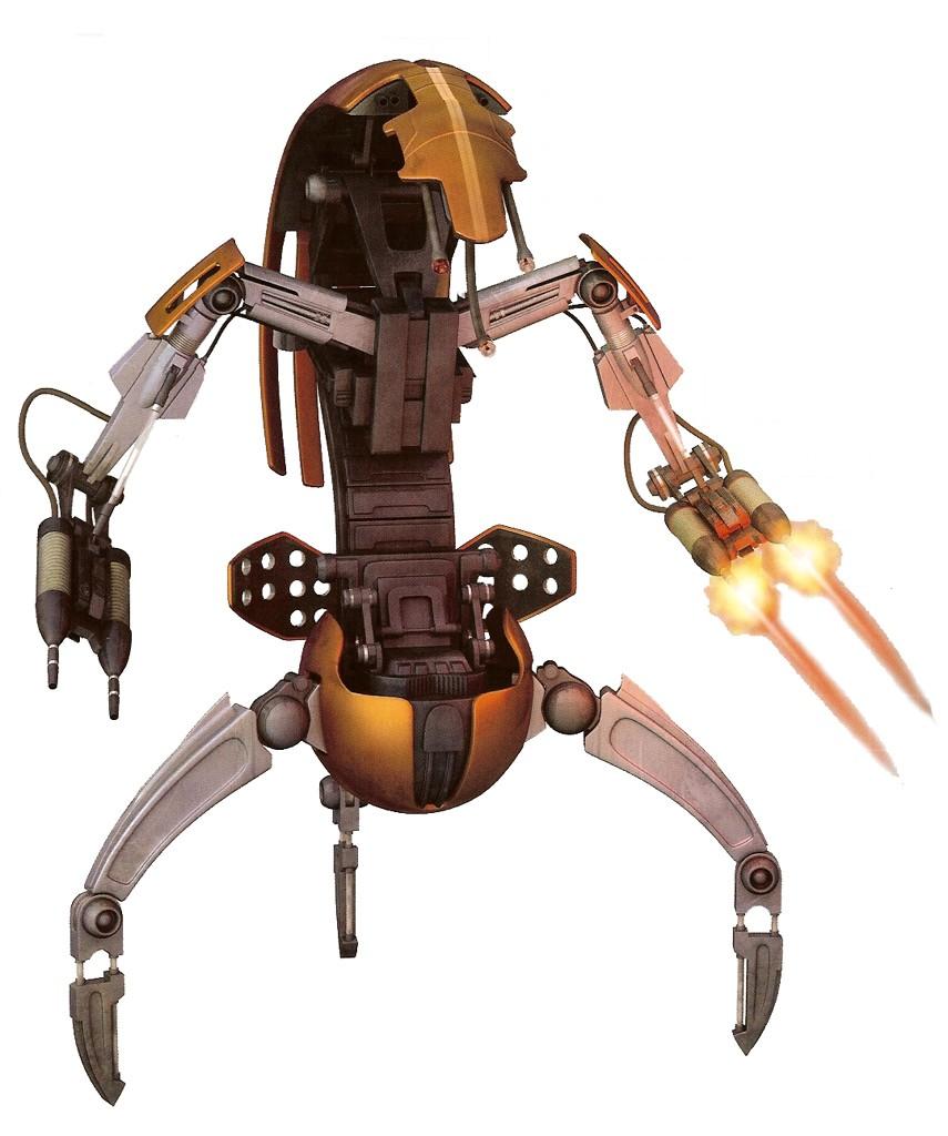 star wars droide