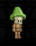 Agarian Puffball Hat