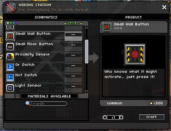 Small wall button starbound wiki fandom powered by wikia greentooth Image collections