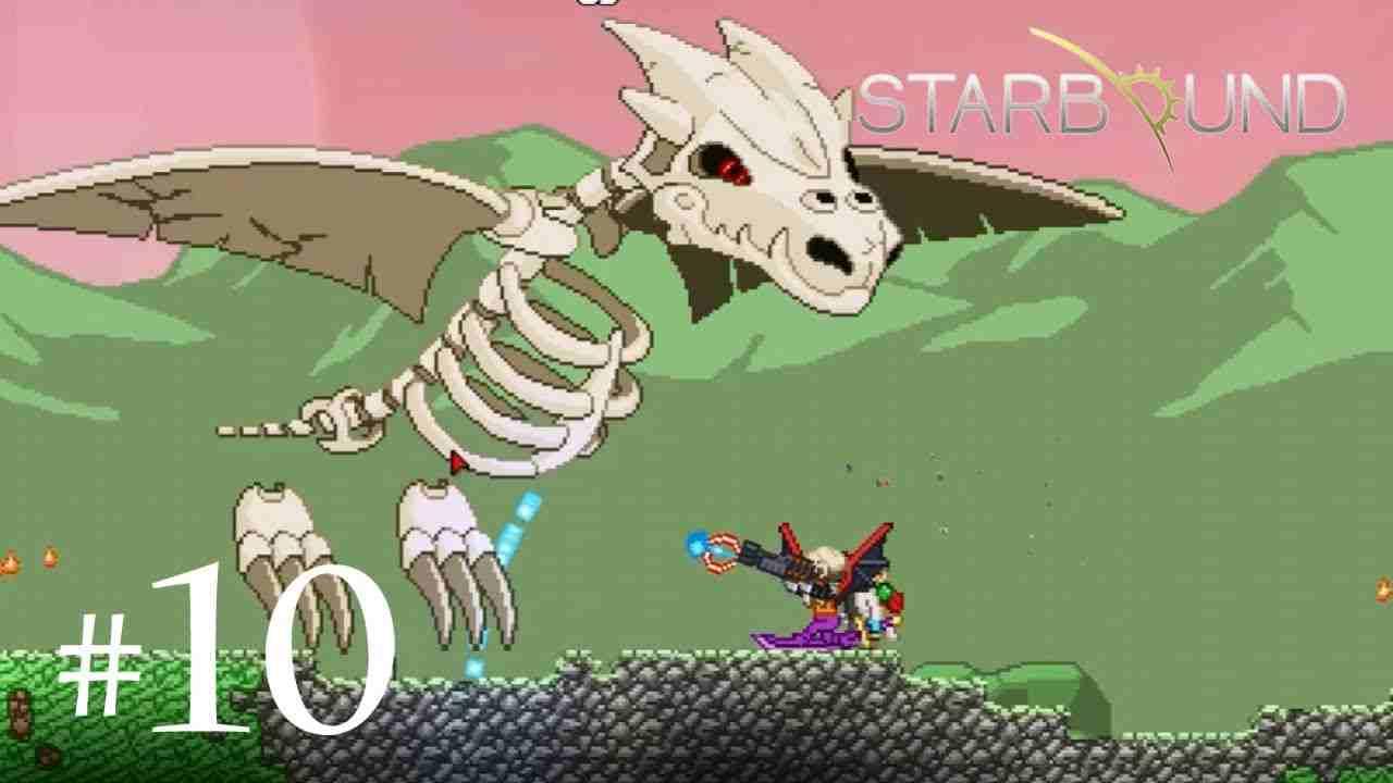 Bone Dragon Starbound Wiki Fandom Powered By Wikia