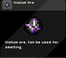 Violium Ore