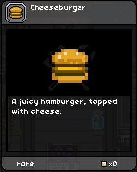 Cheeseburger Starbound Wiki