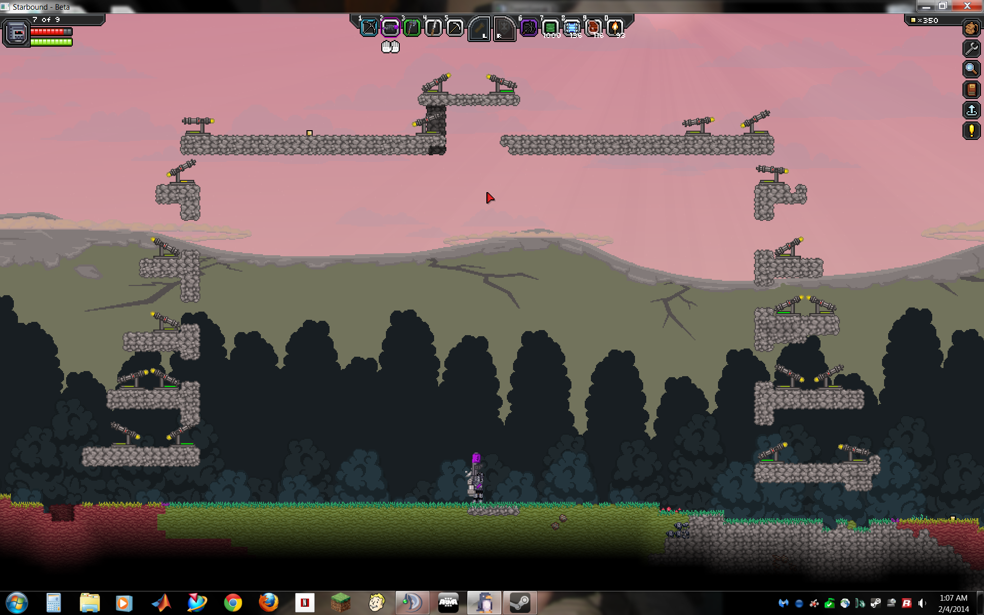 how to use relocator starbound