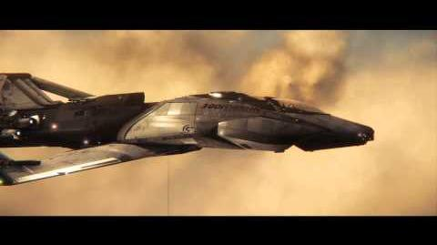 Star Citizen 300i Spaceship Trailer and Introduction