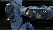 Reliant Cockpit