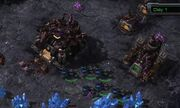 InfestedBase SC2 Game1