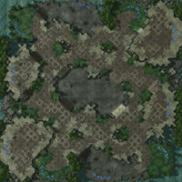 KorhalCompound SC2 Map1