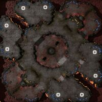 MagmaCore SC2 LotV Map1