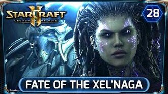 Starcraft 2 ► Legacy of the Void Cinematic HD - Fate of the Xel'Naga - Entombed