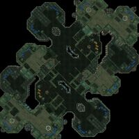 HighOrbit SC2 Map1