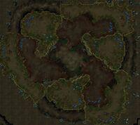 Elysium SC2 Map1