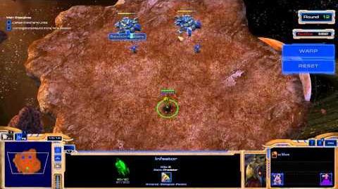 Starcraft 2 Arcade Starcraft Master Round 12