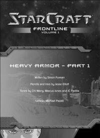 HeavyArmor1 Story Cover1