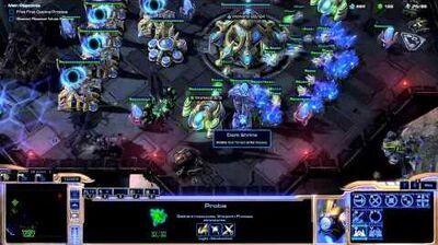 Starcraft 2- LOTV – Oblivion (Prologue) Campaign 1