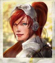 SarahKerrigan SC2 Art1