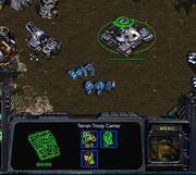 TerranCarrier SC1 Game1