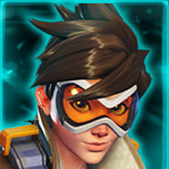 SC2 Portrait Overwatch Tracer