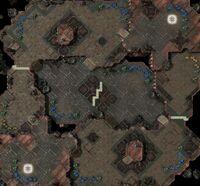 JunkYard SC2 Map1