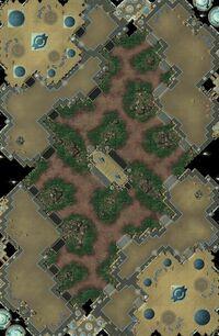 Preservation SC2 Map1
